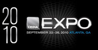 See us at the Cedia Expo in Atlanta Georgia September 22-26 2010